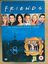 Jennifer Aniston FRIENDS: SERIES / SEASON 8 ~ Complete | UK DVD