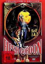 Flesh Gordon   Teil 1 & 2   Science Fiction Komödie   Weltraum [FSK18] DVD