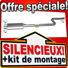 Silencieux Avant CHRYSLER 300M 3.5 V6 24V 1998-2004 échappement XXR