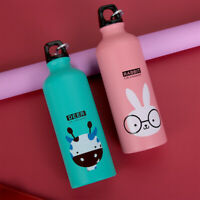 Animals Drinking Portable Water Bottle Drinkware Outdoor Sports Sports bottle