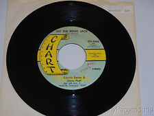 """CONNIE EATON & DAVE PEEL Hit The Road Jack / The Question 7""""45 Chart CH-5066"""