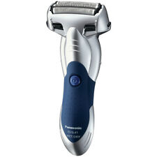Panasonic ESSL41S Mens Shaver 3 Blade Wet/Dry Usage Rechargeable - Silver