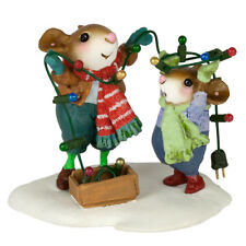 Wee Forest Folk Christmas - Merry & Bright! M-493a