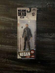 "McFarlane AMC The Walking Dead Negan Series 10 Edition 5"" Figure New"