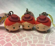 Disney Tsum Tsum Toy Story Jessie 3 Faces Konami Arcade Strap Unregistered ❤️