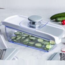 All in One Mandoline Slicer Grater 7 Piece Set Kitchen Tool Gadget
