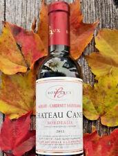 probiermal 6x375ml  Chateau Canet Bordeaux 2012 Merlot und Cabernet Sauvignon 🍇