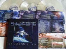 LP Arjen Anthony Lucassen's STAR ONE Space Metal (3LP) CLEAR VINYL - MINT/MINT-