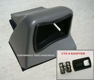 DASH MOUNT Only EDGE EVOLUTION / INSIGHT CTS3 04-08 FORD F150