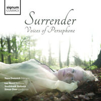 Ilona Domnich : Surrender: Voices of Persephone CD (2015) ***NEW*** Great Value