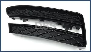 Genuine Mercedes Front Left Outer Fog Light Grill Cover Trim Bumper 1728851623