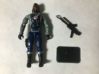GI JOE ARAH Interrogator 1991 V.1 (Battle Copter Pilot) Complete With Gun
