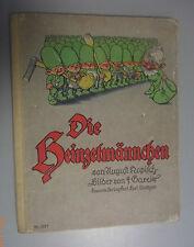 Die Heinzelmännchen ,August Kopisch -Suetterlin Schrift - uraltes org.Kinderbuch