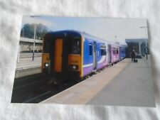6x4 Photo of Northern Class 150-150268 at Sheffield Railway Station