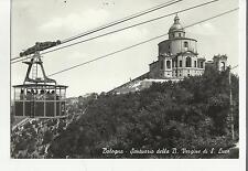 81606 BOLOGNA SANTUARIO DELLA BEATA VERGINE DI SAN LUCA E FUNIVIA 1971