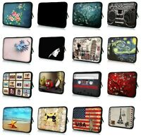 Neoprene Sleeve Case Bag Cover Pouch for 16/17/17.3/17.4 inch Laptop Notebook PC