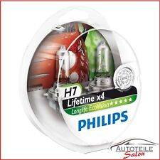 Philips H7 LongLife EcoVision bis zu 4fache Lebensdauer 12972LLECOS2 Duo 2 Stk.