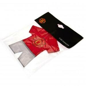Manchester United Football Club Car Mini Cloth Home Kit Hanger With Sucker MUFC