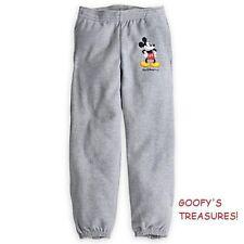 Disney Store Star Wars BB-8 Kids Boys Girls Sweat Pants Gray Sz 2,3,4 New