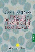 Parasiten - die verborgene Ursache vieler Erkrankungen v... | Buch | Zustand gut