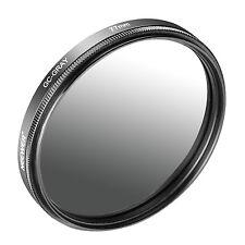 NEEWER Optical Netural GREY Gradual ND-Grads Filter for Camera Lens 77mm EM#01