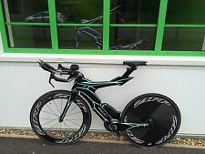 Futuristic FALCO V TT Triathlon Di2 (Shiv Bars P5 Stem) 2200