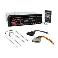 Pioneer Car Stereo Wire Harness Radio Remover for Ford Mercury Mazda DEH-150MP