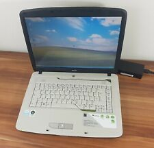 "Windows XP Vista Notebook Acer Aspire 5715Z USB Bluetooth Dual Core Wlan 15,4"""