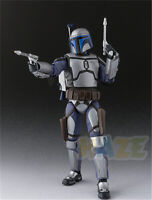 Star Wars Jango Fett Bounty Hunter Action Figure Statue 15cm New in Box