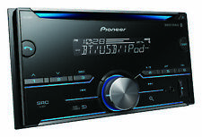 Pioneer FH-S51BT Double Din Bluetooth CD Receiver with Remote and Mic