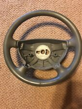 2005 Mercedes Benz E-Class E320 W211 Steering Wheel Leather - GREY