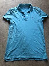Mens All Saints Polo Shirt Size s