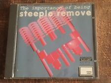STEEPLE REMOVE - THE IMPORTANCE OF BEING - SORDIDE SENTIMENTAL SSFP 74 - RARE!!!