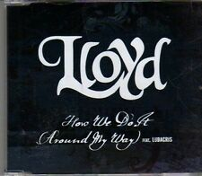 (CF222) Lloyd, How We Do It (Around My Way) - 2008 DJ CD