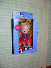 "Supergirl Super Hero Dolls Series 1 @4 1/2"""