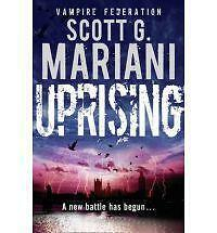 Uprising by Scott G. Mariani (Paperback) NEW BOOK