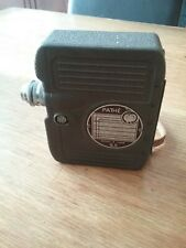 VINTAGE PATHE WEBO A-LUXE 9.5mm CINE CAMERA