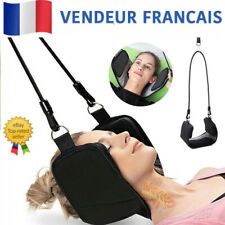 Head Hammock Traction Massager Cervical Tool Posture Neck Pain Relief Relax