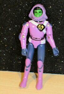 "1985 Matchbox Robotech Zentraedi Warrior 4"" Action Figure - HGUSA/Tatsu Japan"