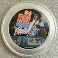 ELVIS ~ 64 FILM HITS X 4 LPs ~ BEST FROM HIS MOVIES ~ IN LE MOVIE TIN w/ POSTER