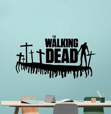Walking Dead Wall Decal Movie Vinyl Sticker Horror Poster Kids Art Decor 124zzz