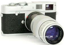 """LEICA M1 35mm """"Rangefinder"""" Camera Made by LEITZ Wetzlar in 1959 + Hektor 135mm"""