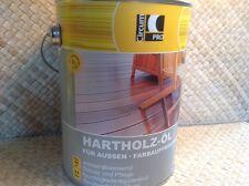 2,5 Liter Teaköl Hartholzöl aussen Teak Holzschutz Holzöl Öl circumPro