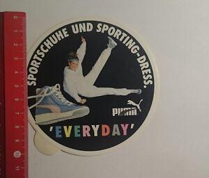 Aufkleber/Sticker: Sportschuhe und Sporting Dress Puma Everyday (081116111)