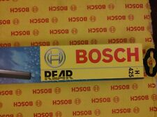 2X Bosch H425 Super Plus Rear Wiper Blade - BMW 3, 5 Series &  X5 05/00>