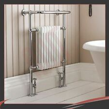 673mm(w) x 963mm(h) Old Colwyn Traditional Towel Rail Radiator Warmer 3410 Btus