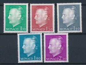 [21221] Monaco 1980 good set very fine MNH stamps