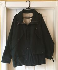 Vintage Remington Outdoor Clothing Mens Large Hunting Jacket Green Pockets Nice!