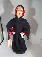 Byers Choice 1994 Salvation Army Woman with Tambourine