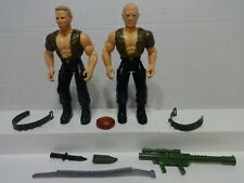 1986 Marchon M Force Military Muscle - Coleco Rambo ko knock-off